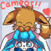 PMDUnity Mission 1 CAMEOS need!! by snowflake95