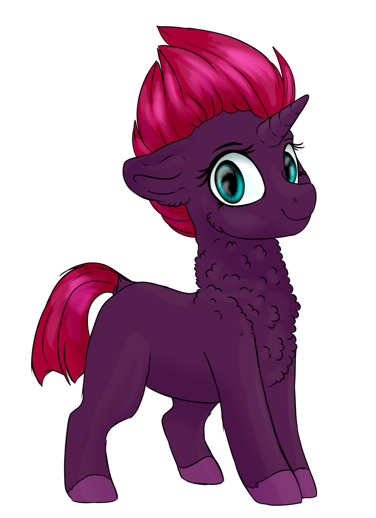 Tempest Shadow [Filly version]