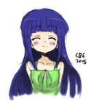 Rika chan sketch