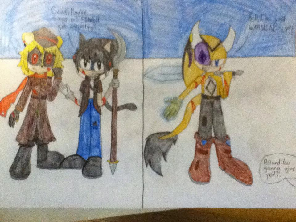 Contest Entry by haruhihedgehog13