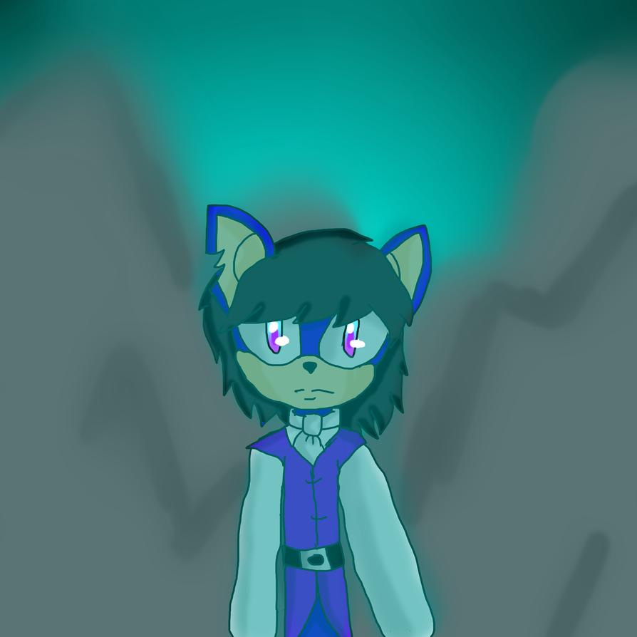 Kainen-Misty Cavern by haruhihedgehog13
