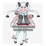 [OPEN] Birthday Giveaway ~ Moth Girl by Chokuletu