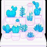 [F2U] Box of Plants~ by Chokuletu