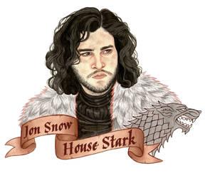 Jon Snow - House Stark