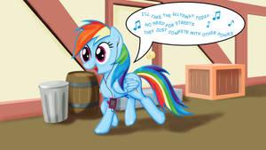 EQD-ATG Day 25: Pony Singing