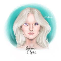 Queen Alyssa Velaryon by abiiibabejpeg