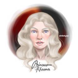 Princess Rhaena Targaryen by abiiibabejpeg