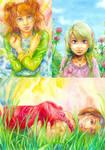 Random Watercolors +practice+