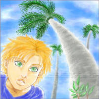 Young Rukii oekaki by genaminna