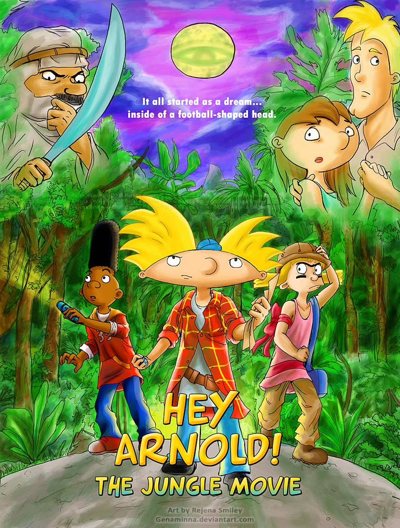 hey arnold jungle movie imdb