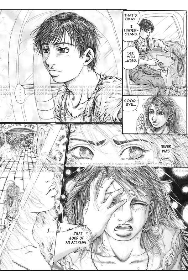 The Hitchhiker-- pg 18 by genaminna