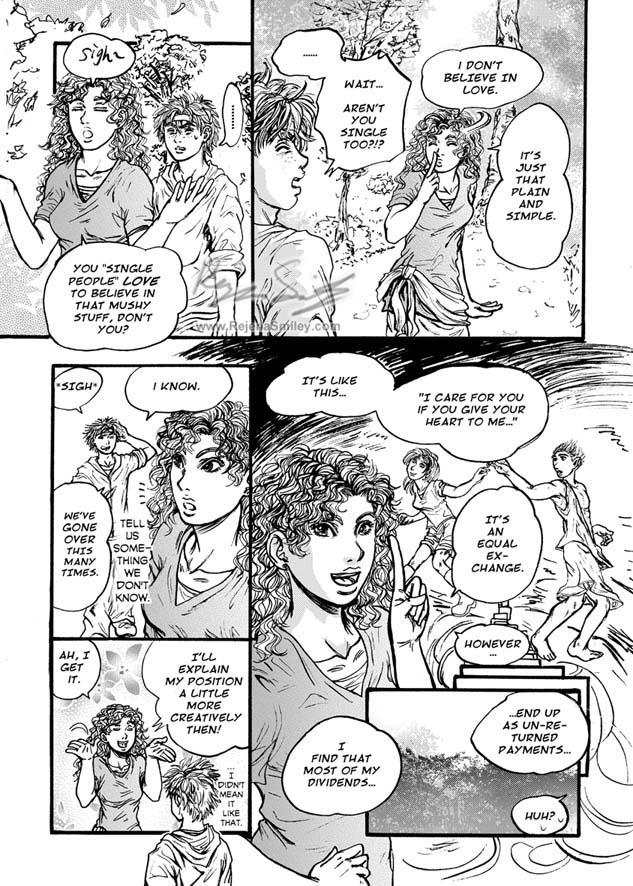 NKTR- Love as a Currency, pg.2 by genaminna