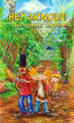 Hey Arnold- The Jungle Movie 'cover'-- No bg chars by genaminna