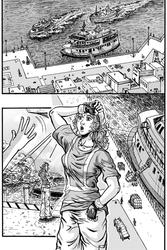 Baggage-- Page 1 by genaminna