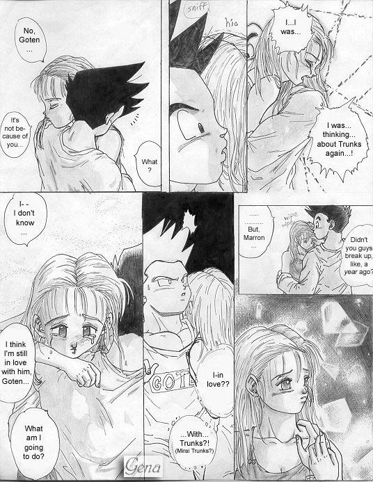 Trunks' Date, ch 4, page 103 by genaminna