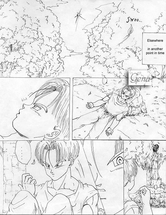 Trunks' Date, ch 5, page 121 by genaminna