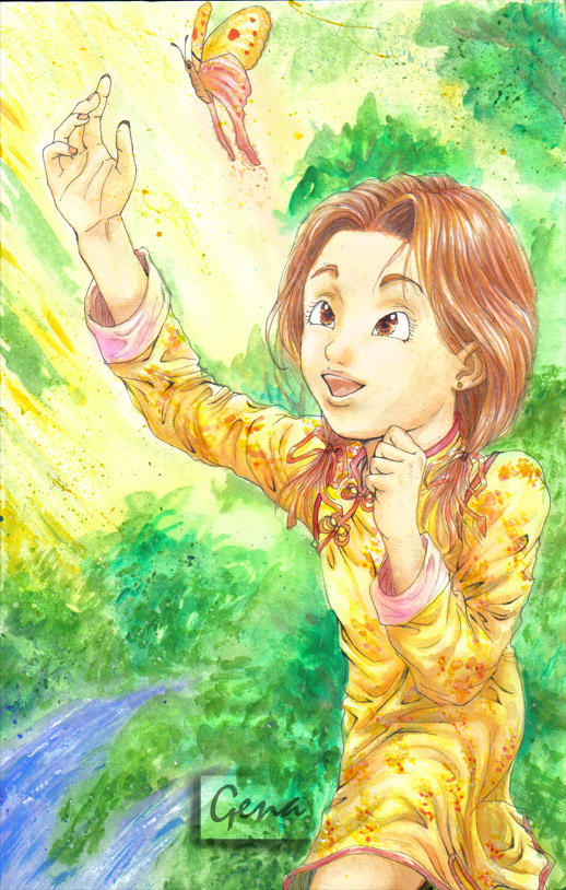 Paresu-- gift for AelitaAngels by genaminna