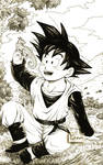 'My forever friends'--Goten