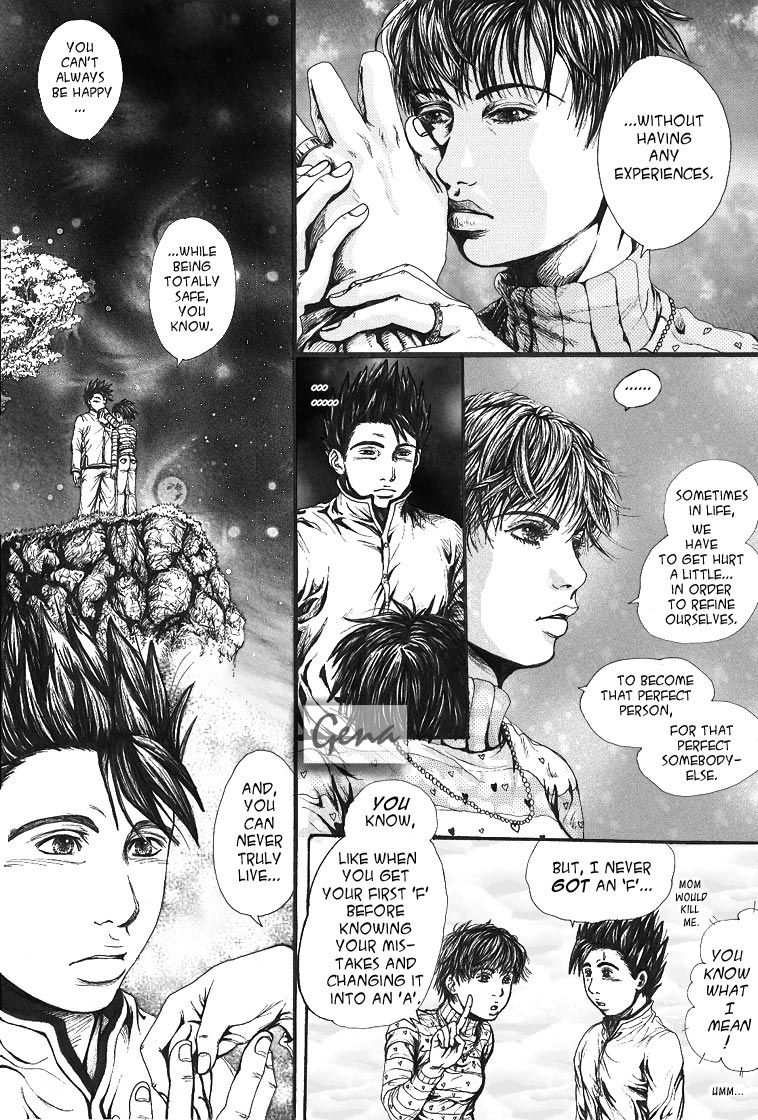 Trunks' Date, ch 7, page 218 by genaminna