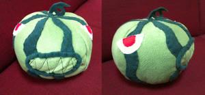 .hack// oh no melon plush