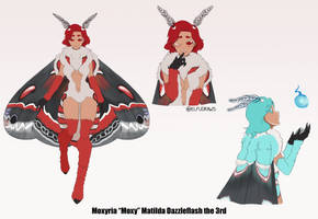 #57 - Moxyria Matilda Dazzleflash the 3rd.~