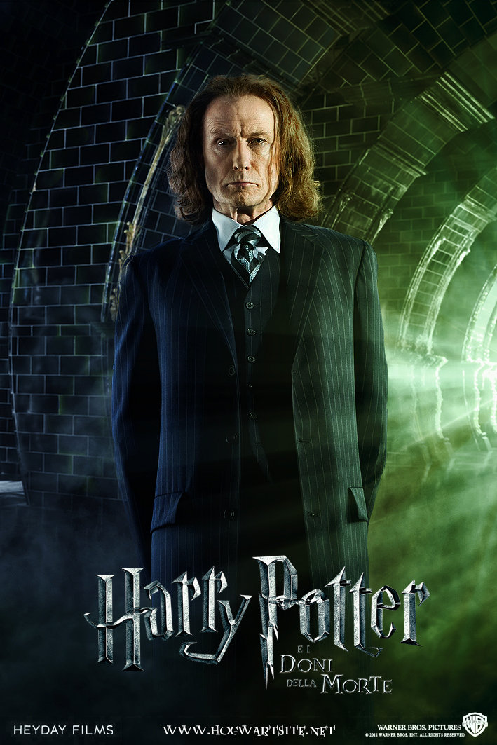 Rufus Scrimgeour - Deathly Hallows Extended by HogwartSite ...