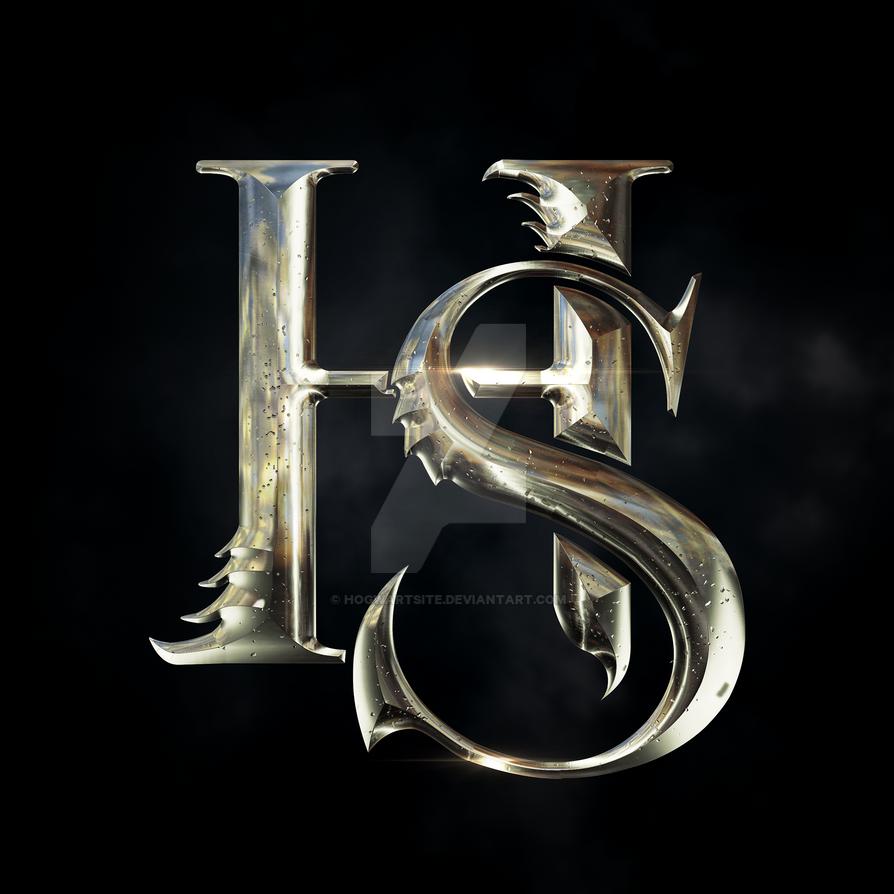 HogwartSite LOGO restyling like Fantastic Beasts by HogwartSite