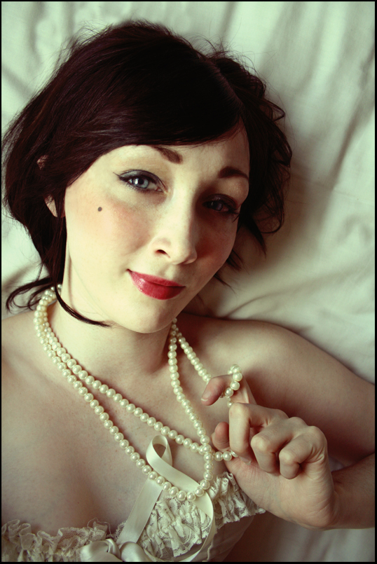 Pearls by LisaValo