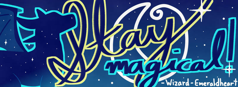 Wizard-Emeraldheart's Signature