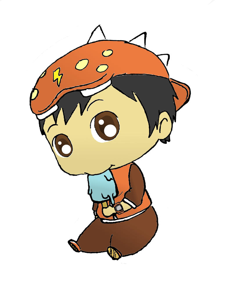handphone wallpaper boboiboy ice - photo #17