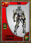 OR5 Sergeant Tong