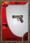 QSZ-3 Laser Pistol