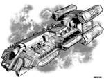 Austin Class Destroyer