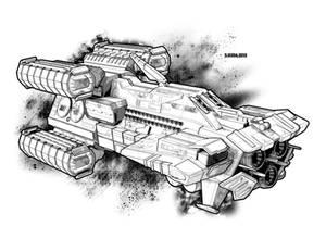 Empire Class Battleship