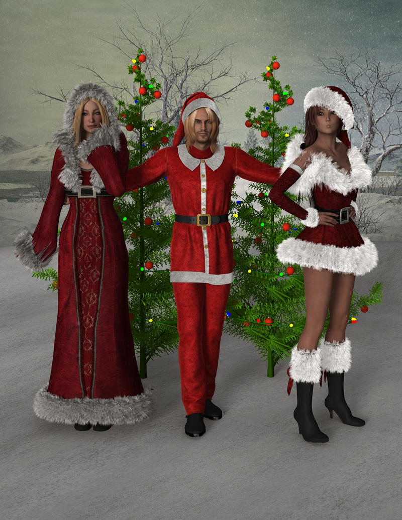 Merry Christmas To All by MedronPryde