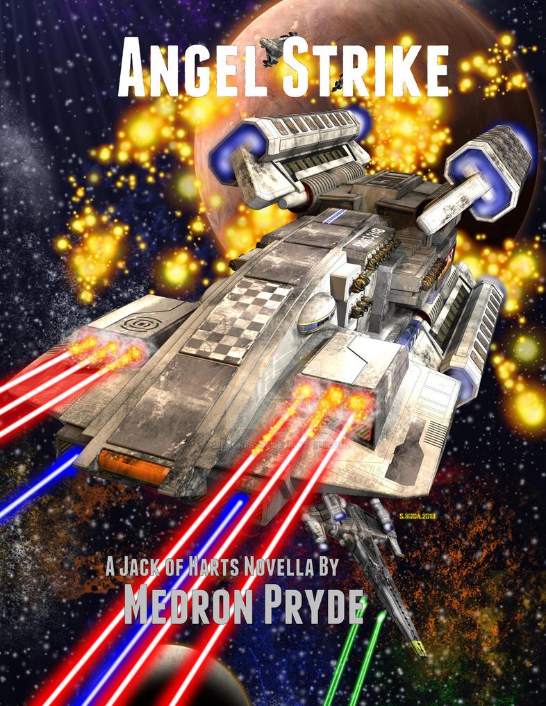 Angel Strike by MedronPryde