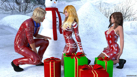Jack's Christmas Eve by MedronPryde