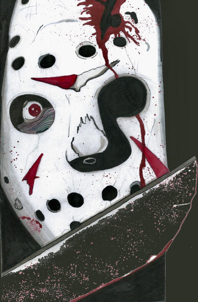 Jason Voorhees by Gadzooks-and-Spooks