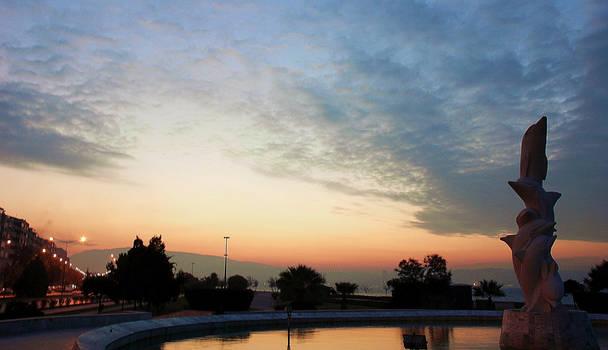 Dawn Time in Karsiyaka.