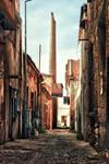 A Street In Ayvalik 5.