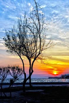 Sunset In Karsiyaka 3.