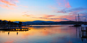 The DawnTime In Bodrum.