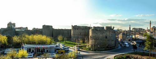 The City And The Ramparts. by bigzoso