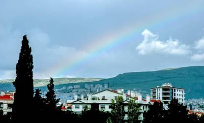 Rainbow (I Love You).