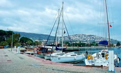 A Coastal Town View 3. by bigzoso