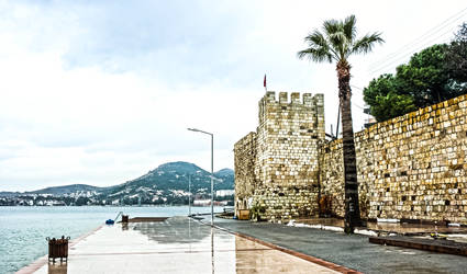 A Coastal Town View 4.