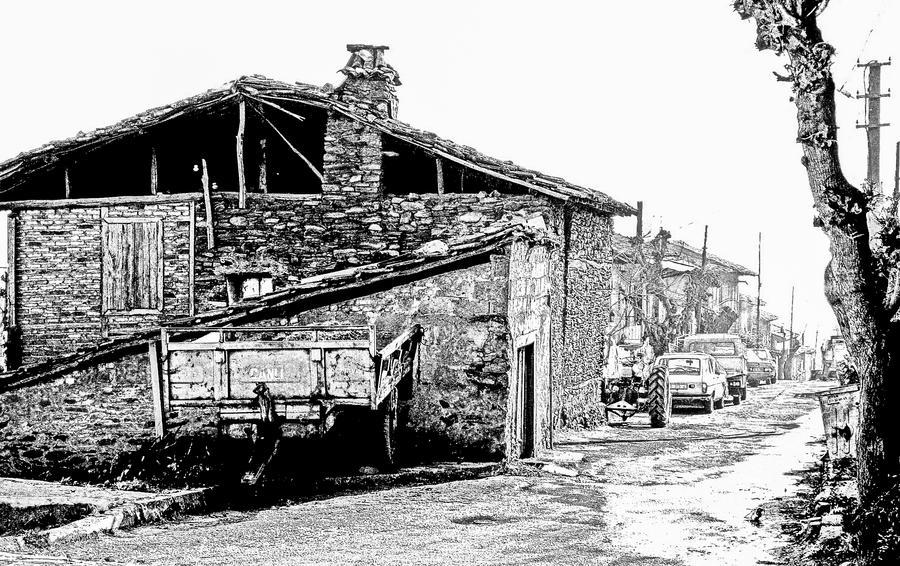 Birgi,Izmir 4.(BW Edition) by bigzoso