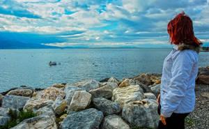 Seashore Of Karsiyaka 5. by bigzoso