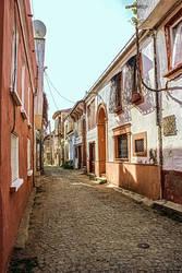 A Street In Ayvalik 6. by bigzoso