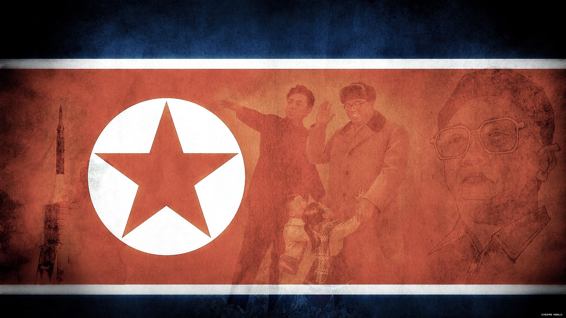 North Korea Wallpaper By D3m0 On Deviantart